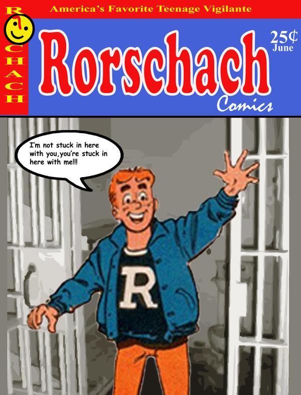 Rorschach by geijutsusakuhin