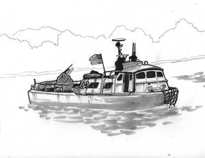 Swiftboat PCF MK2