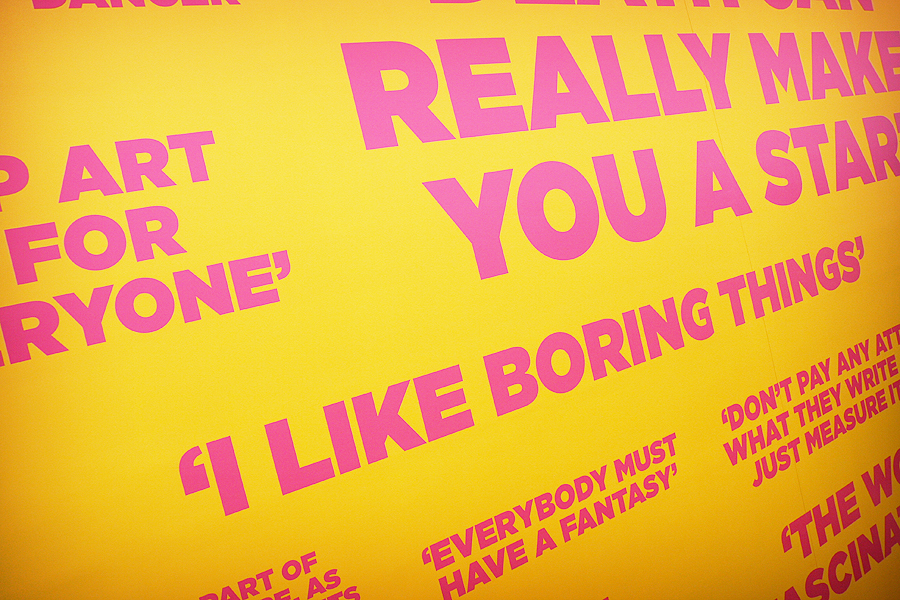 Andy Warhol Quotes No. 1 by JEDW on DeviantArt