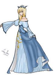 Princess Namine by LadyMako