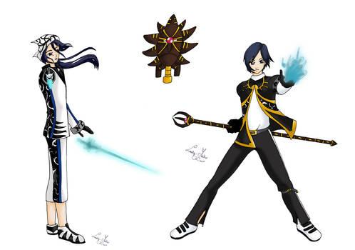 Kouji and Kouichi Final Form