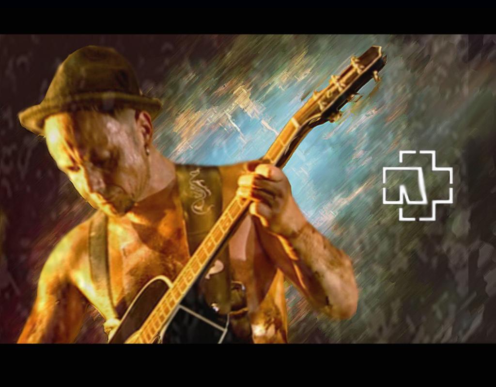 Rammstein!!!!!!!!!!!!!!!!!!!!!!!!!!!!!!!!!!!!!! Rammstein___Paul_Landers_by_project_smipy