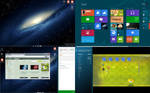Windows 8 Consumer Preview Desktop SS by bogas04