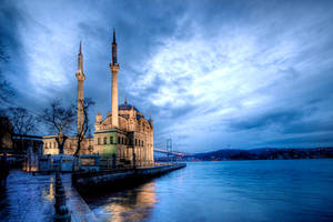 Big Mecidiye Mosque by EtemColaK