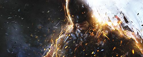 Batman by bananowsky