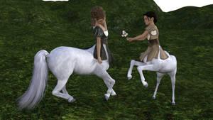 Centaur Sisters