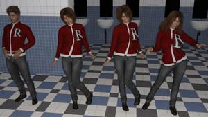 Boys bathroom incident