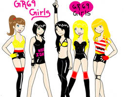 +The GR69 Girls+ by GrimReaper69