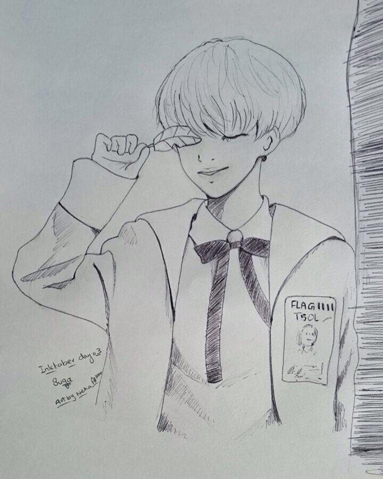 suga by chiii-kun