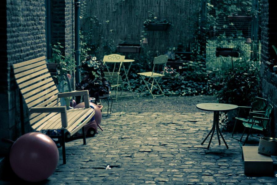 Jardin d'ete by leingad