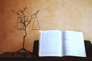 Mort et musique. by leingad
