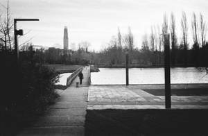 Les inconnus du parc.