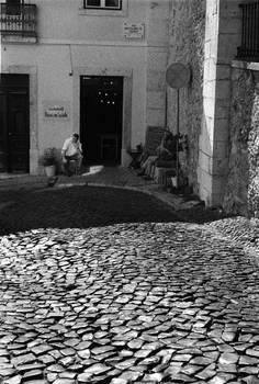 Les rues de Lisbonne V