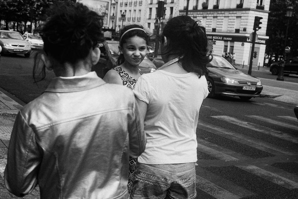 Paris Street XXXX by leingad