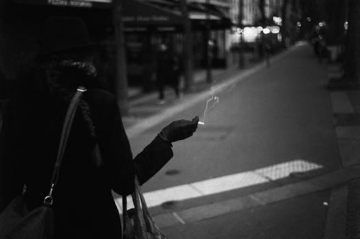 Paris Street CVII