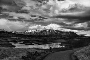Icelandic Blackscape XV
