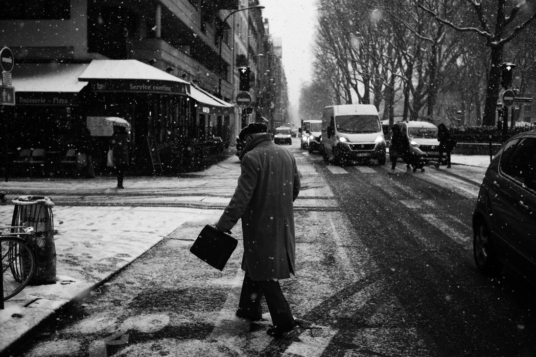 Paris Street 668 by leingad