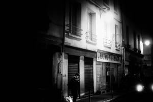 Paris street 711