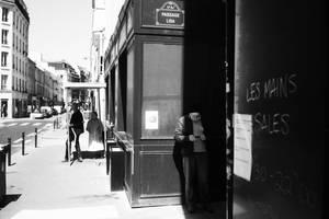 Paris Street 831