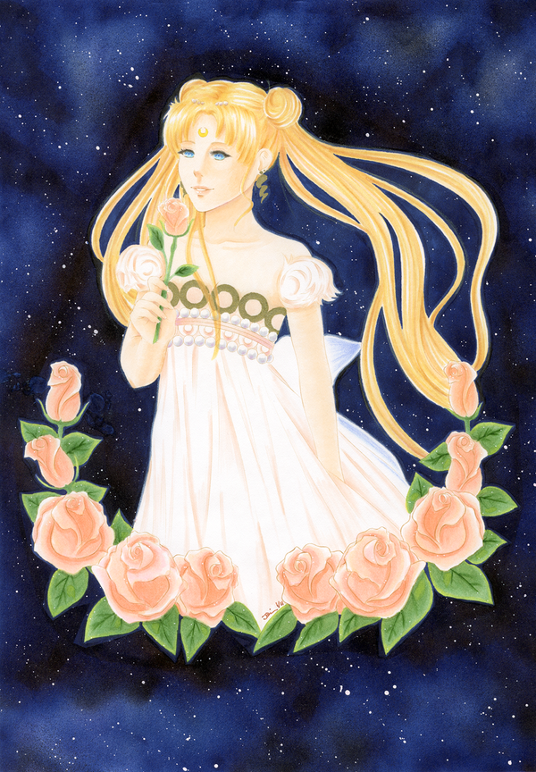 Princess Serenity by babiry