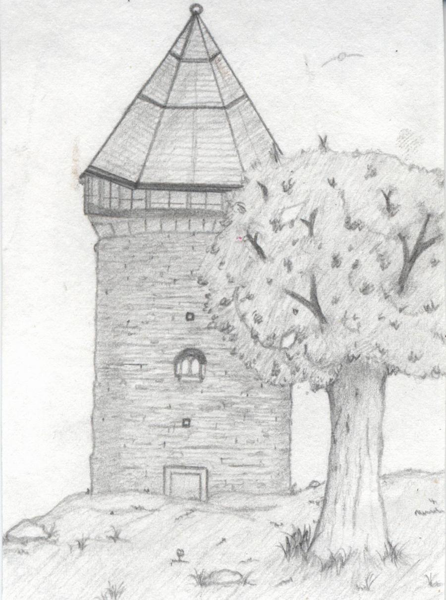 Der einsame Kerkerturm by TheAnimelord