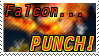 FALCON PUNCH - Stamp by Kusanagi-tsurugi