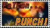 FALCON PUNCH - Stamp by Kusanagi-tsurugi