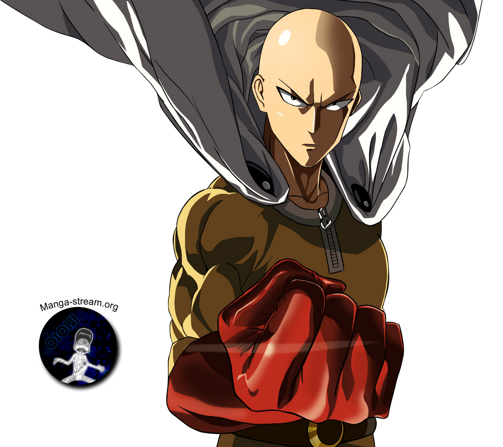 Render-one-punch-man-saitama-by-oioiji by oioiji on DeviantArt I Am Really Sorry Wallpaper