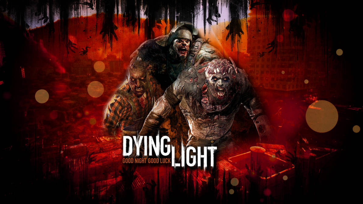 Wallpaper Dying Light by oioiji