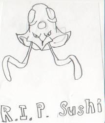 Sushi by elnitiarta