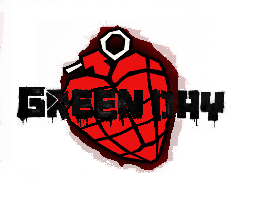 Green Day Logo by ExpDelJett