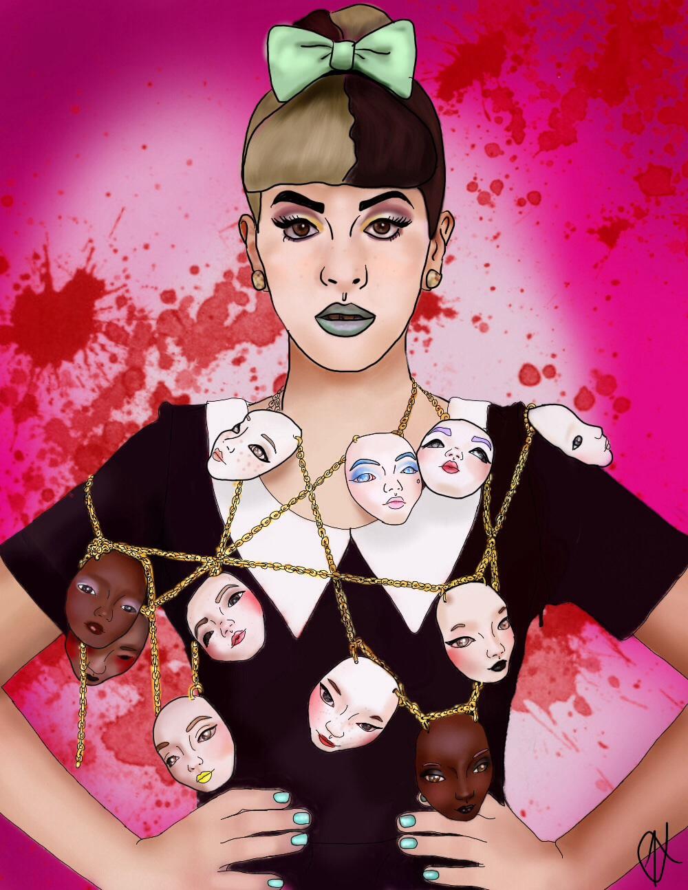 Melanie Martinez Dollhouse Drawing 51851 Usbdata