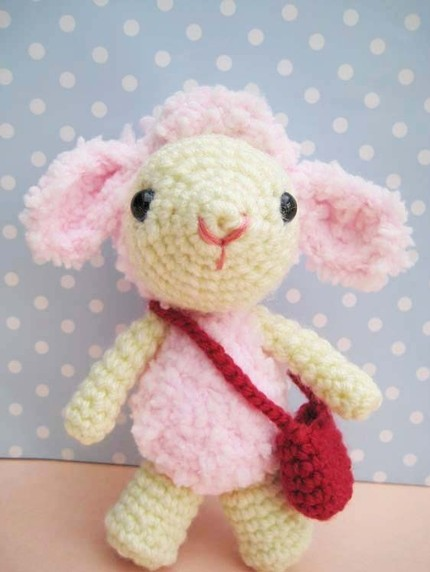 amigurumi crochet pattern baby by jennyandteddy