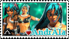 ReBoot Stamp Series- AndrAIa by kirbykandy