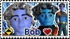 ReBoot Stamp Series- Bob by kirbykandy
