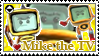 ReBoot Stamp Series- MiketheTV by kirbykandy