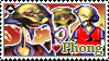 ReBoot Stamp Series- Phong by kirbykandy