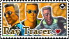 ReBoot Stamp Series- RayTracer by kirbykandy