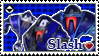 ReBoot Stamp Series- Slash by kirbykandy