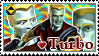 ReBoot Stamp Series- Turbo by kirbykandy