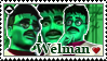 ReBoot Stamp Series- Welman by kirbykandy