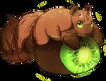 Kiwi's kiwi