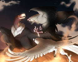 Gryph event Carrion 1