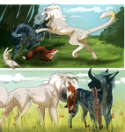 Hunting for Maoo-nii