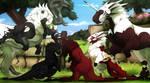 [WBTT] XIV: Mordred, Parsival, Morgana