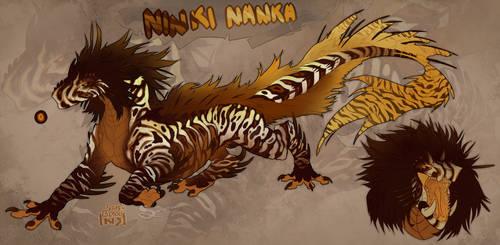 Smaugust: Ninki Nanka (AUCTION CLOSED)