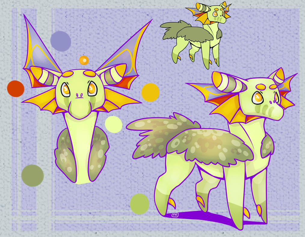 Draw to adopt creature (CLOSED) by AlmondFeather