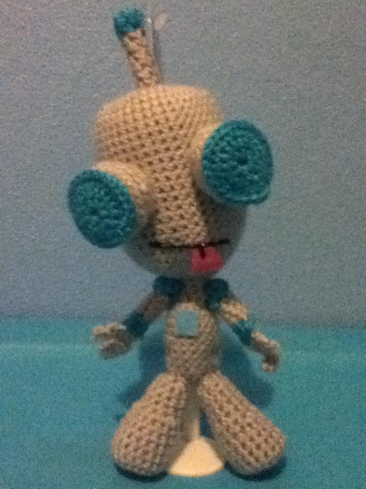 Silly Face GIR (Robot Form) by Kill-me-sensless on DeviantArt
