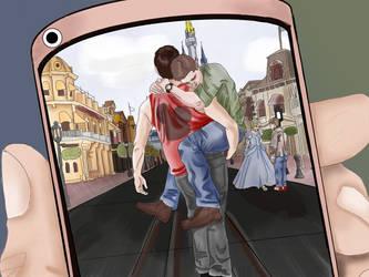 Disney by MnesomnesTears