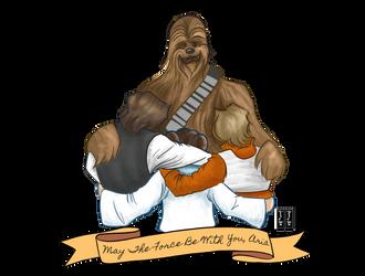 Wookiee Hug
